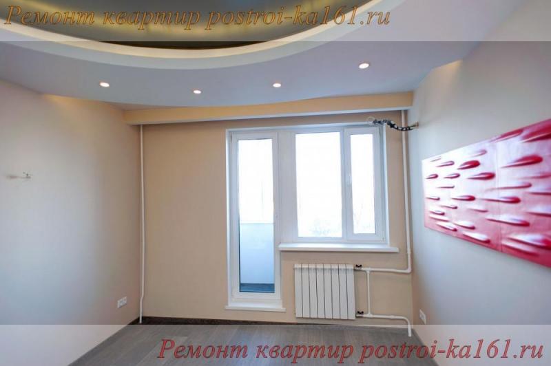 Качественный ремонт квартир под ключ любой сложностикапитальный ремонт русским мастером